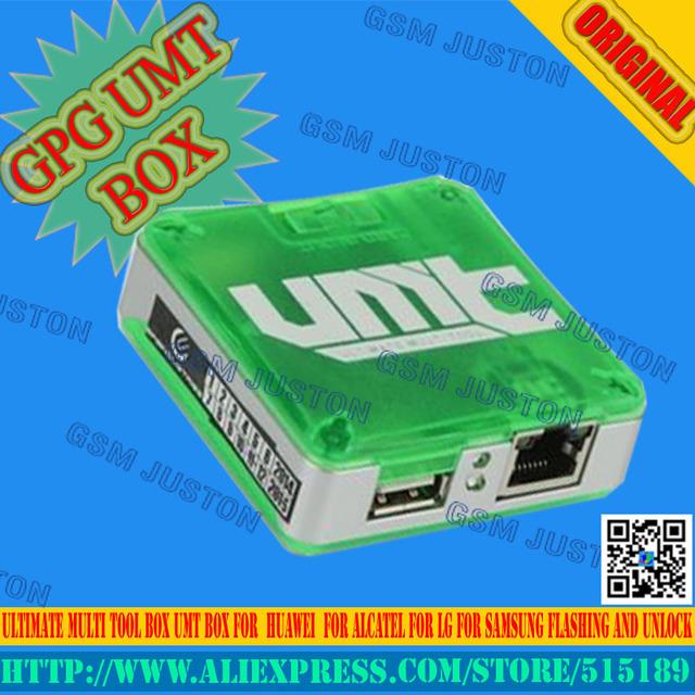 Mejor Multi Herramienta (UMT) Caja de Envío gratis