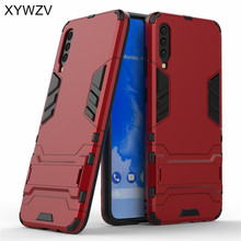For Samsung Galaxy A70 Case Armor Soft Silicone Rubber Hard PC Phone Case For Samsung Galaxy A70 Cover For Samsung A70 Fundas for samsung galaxy a70 case heavy duty hard rubber silicone phone case cover for samsung galaxy a70 case for galaxy a70 case