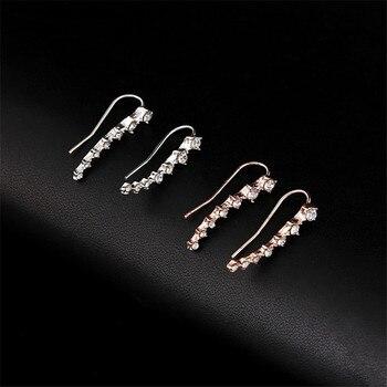 Stone Stud Earring Bijoux Dipper Earrings For Women Jewelry 3