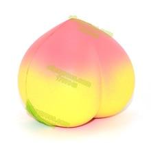 Персики колоссальный ароматические squishy растет медленно крем см игрушки шт.
