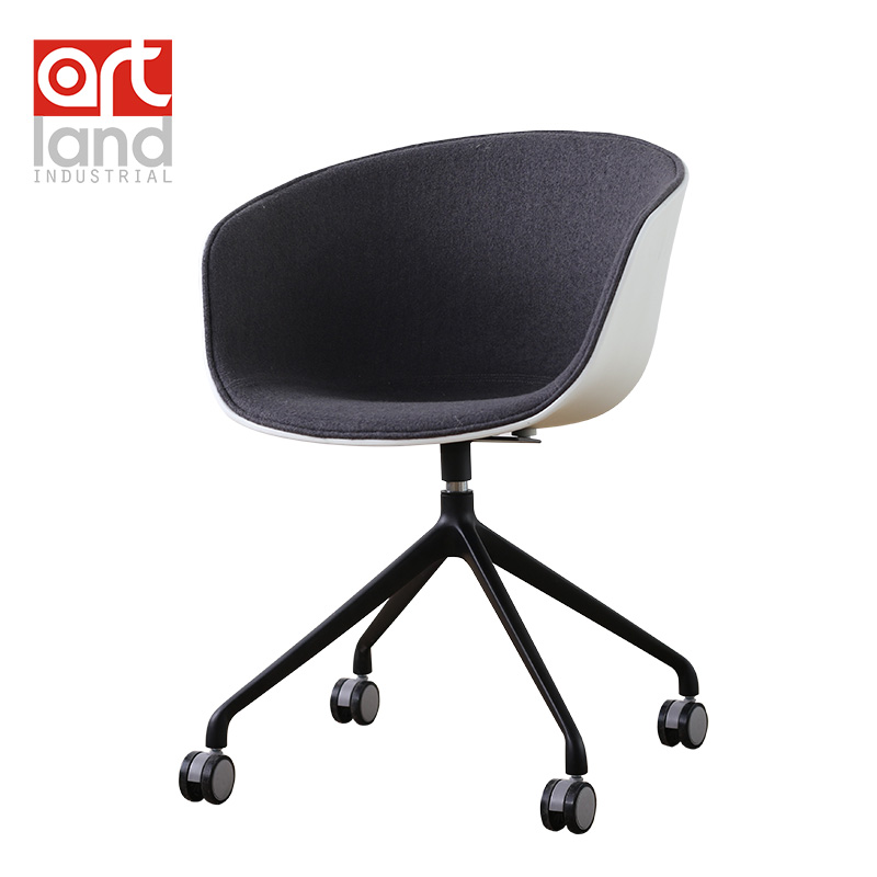 Super Pp Fabric Seat Modern Famous Armchair Dining Chair With Uwap Interior Chair Design Uwaporg