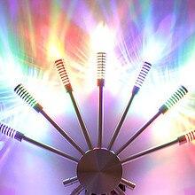 Moderna lámpara de pared astigmatismo LED de pared de luz para la iluminación casera de interior de la lámpara de cabecera integrado Arandela de aluminio