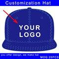 Custom made cap costura logo pico plana chapéu de basebol fábrica Chinesa ordem pequena paypal entrega rápida aceitável