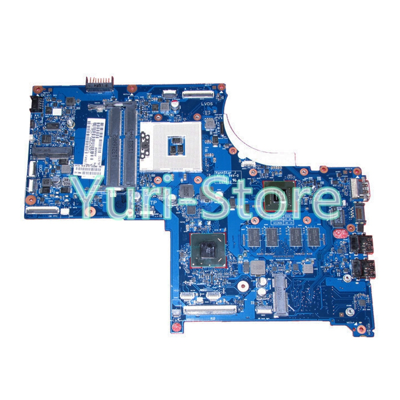 NOKOTION for HP ENVY Series 17-J laptop motherboard 720269-501 6050A2549601-MB-A02 HM77 GT740M DDR3