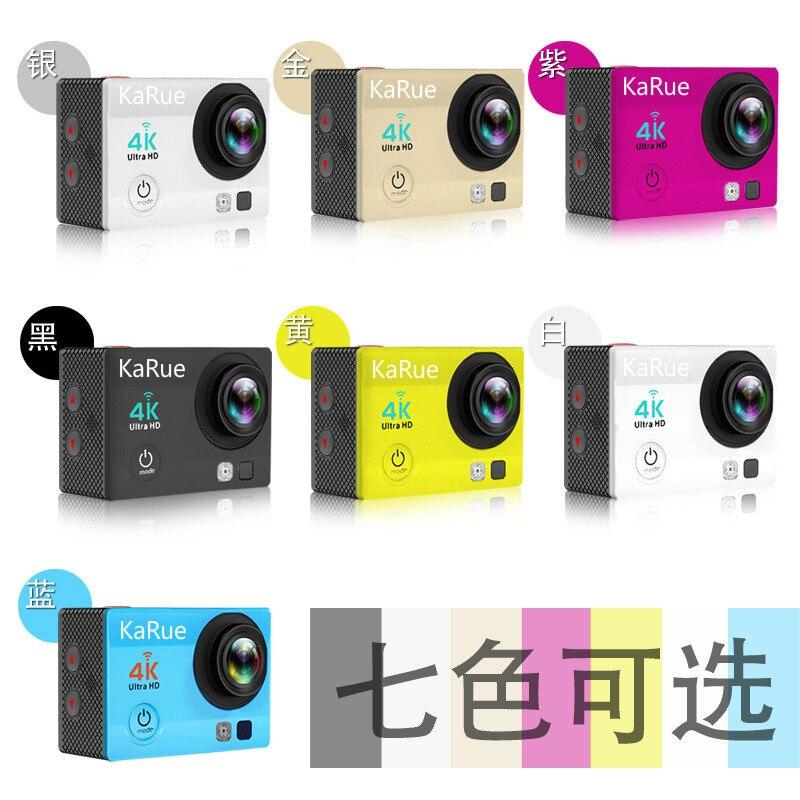 KaRue AK68 D'action Caméra HD 30 m 4 k 1080 p 2.0