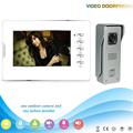 "- XSL-V70D-M3 1V1 2016 XSL manufacturer hot sale 7"" inch Good Night Vision Video door phone intercome system for Villa"