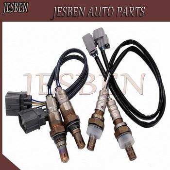 4X Front Rear Lambda Oxygen O2 Sensor For Honda Pilot Ridgeline Accord Odyssey ELYSION Acura 3.0 3.5 234-5010 234-4355 234-4368