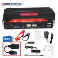 Мини аварийное пусковое устройство Зарядное устройство 600A 12V Портативное зарядное устройство для автомобиля Стартер автомобильное зарядн...