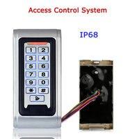 도어 액세스 제어 시스템 컨트롤러 방수 ip68 금속 케이스 rfid 리더 키패드/sy5000w 엑세스 제어 키패드 보안 & 보호 -