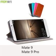 Huawei mate 9 pro дело чехол для huawei mate 9 case флип крышка случая стенд MOFi натуральная кожа huawei mate9 крышка коке капа funda