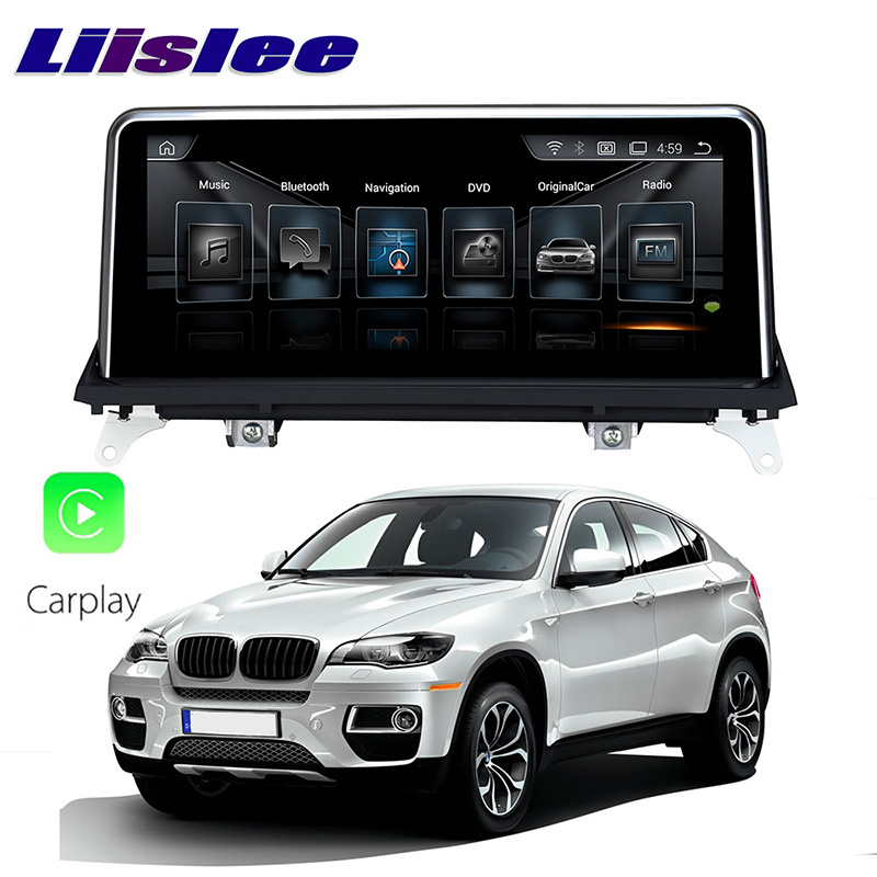LiisLee Car Multimedia GPS Audio Hi Fi Radio Stereo For