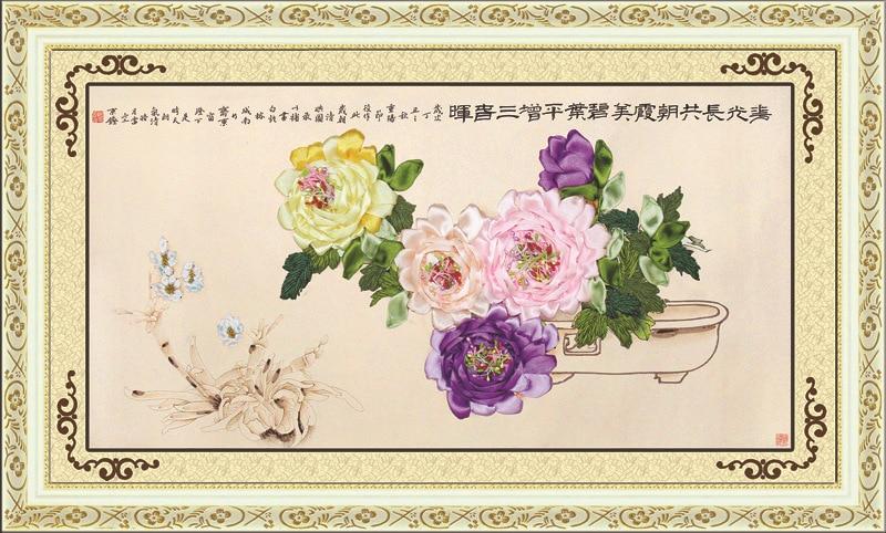 Blumen Bilder Selbst Gemalt