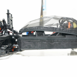 Image 2 - Wodoodporna pokrywa ochronna nylonowa osłona przeciwpyłowa do samochodu 1/10 TEAM MAGIC TM E5HX i E5 RC