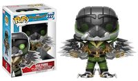Funko Pop Official Marvel Spider Man Homecoming Spider Man The Vulture Vinyl Action Figure Collectible Model