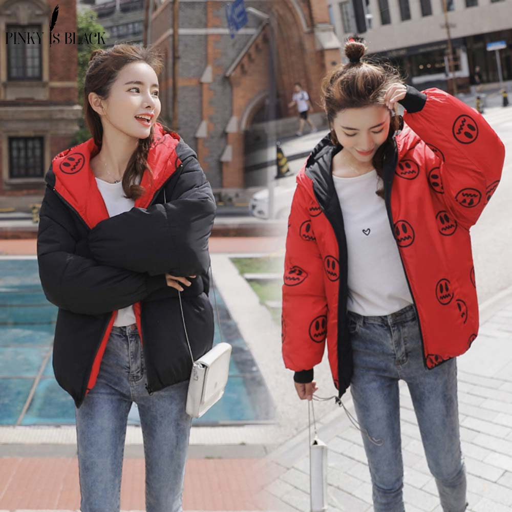 Jacket parka 2018 Female