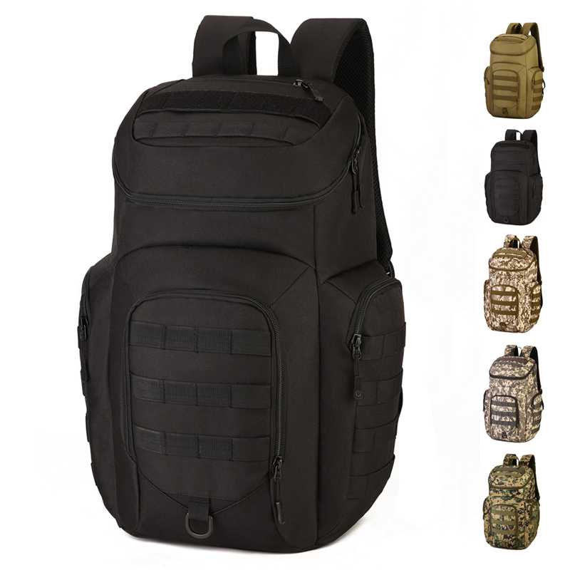 40L Outdoor Sports font b Backpack b font Nylon MOLLE Expand font b Tactics b font