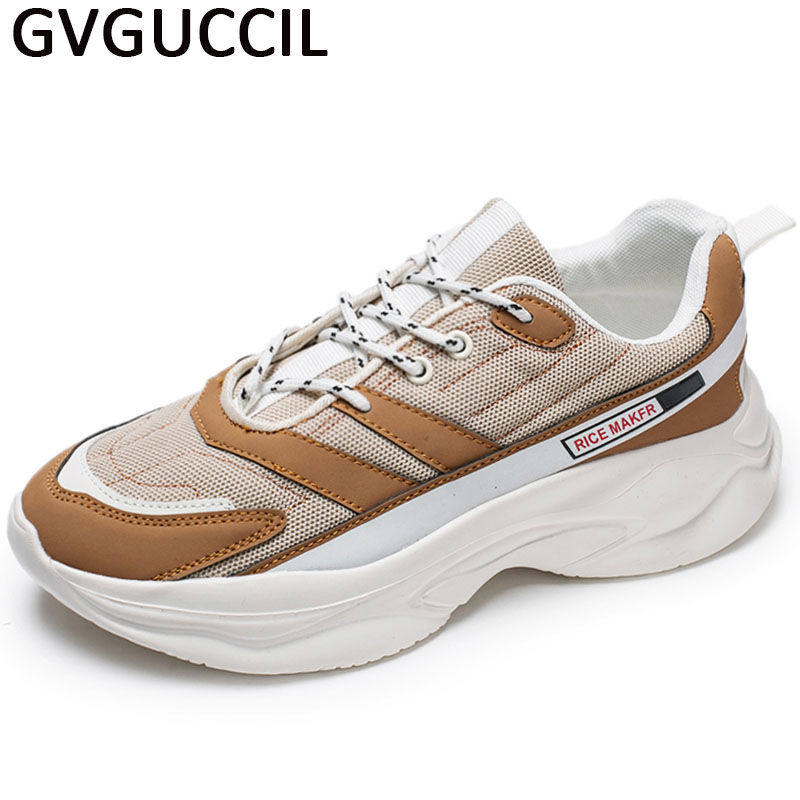 GVGUCCIL Man Brand Outdoor Jogging Men Running Shoes High quality fabric 2019 The New Listing Mens Sneakers Man Walking ShoesGVGUCCIL Man Brand Outdoor Jogging Men Running Shoes High quality fabric 2019 The New Listing Mens Sneakers Man Walking Shoes