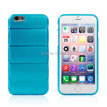 Full protection body armor cellphone tpu case soft back cover for iPhone 6 4 7
