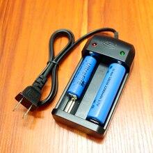 Batería de carga Dual 26650/18650/14500/18500/10440, linterna de litio, Cargador Universal, 3,7 V, 4,2 V
