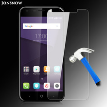 For ZTE Blade A6 Tempered Glass 2.5D 9H Protective Film Explosion proof LCD Screen Protector For ZTE Blade A0620 5.2 inch