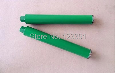 Promotion sale of Laser welded 32mm with 450mm length wet drill bits core bit for drilling on marble/granite/concrete/wall