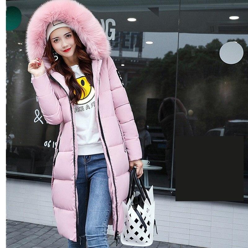 Grande Chaud gray caramel Down Coton Manteau Black De 2019 Femelle armygreen Décontracté Jacket Rembourré Okxgnz Outwear Le Bas Taille Nouveau Femmes Vers pink red Mince orange Hiver thdCxsQrB