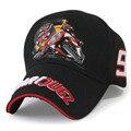 Nova bordados legal motocicleta bicicleta Moto Gp Marc Marquez 93 Baseball chapéus Cap corrida bonés de beisebol de lazer Camisetas Moto Gp