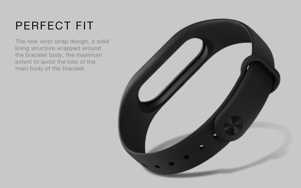 Teyo Silicone Replacement Wrist Strap For Xiaomi Mi Band 2 Smart Band Accessories Miband 2 for Xiaomi Mi Band 2 Smartband Sraps 5