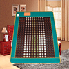 2016 NEW Heating Tourmaline Electronic Heat Bed Cushion Pad Jade Physical Therapy Cushion Mattress Mat 3