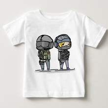 2018 Cotton children T Shirts Clothing Short Graphic Playerunknowns Battlegrounds Pubg O-Neck Tees For BOY shirt MJ