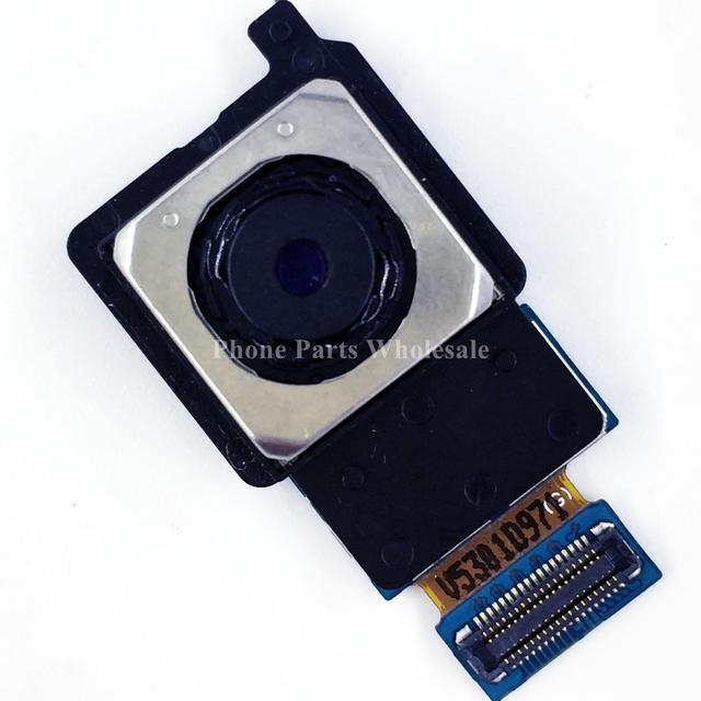 Para samsung galaxy s6, S6 Edge, s6 edge plus módulo de cámara trasera cámara trasera módulo flex cable principal grande flex cable de reparación de piezas