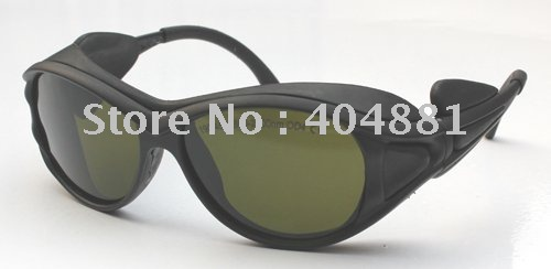 laser safety glasses 190-450nm & 800-2000nm O.D 4 + CE High VLT65% laser head kss 151a