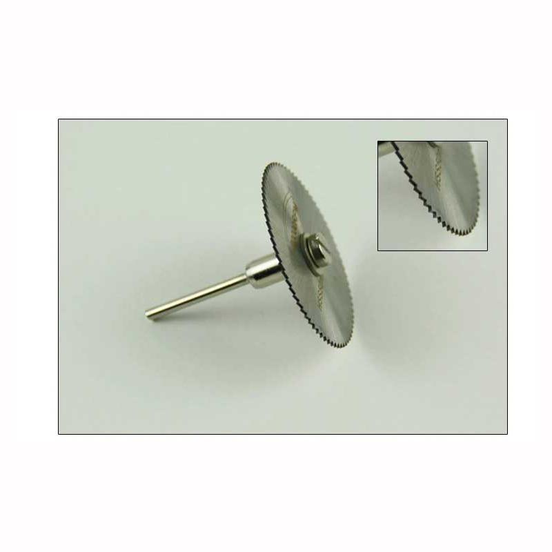 7PCS HSS Discuri de tăiere lamă de ferăstrău circular rotativ - Instrumente abrazive - Fotografie 3