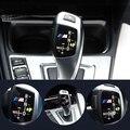 3D ABS М Автоспорт Передач Ручка Отделка Наклейка Обложка Для BMW X1 X3 X5 X6 M3 M5 325i 328 F30 F35 F18 F20 F21 GT 1 3 5 6 7 серии