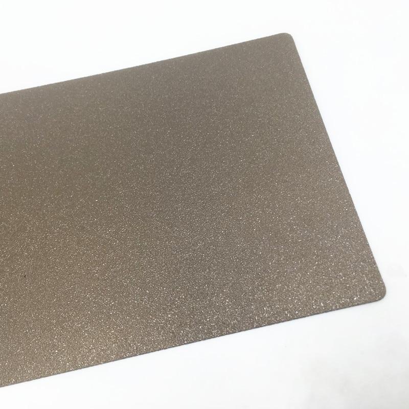 232 154mm Ultem 1000 PEI powder coated spring steel for Flashforge Creator Dreamer heated bed Double