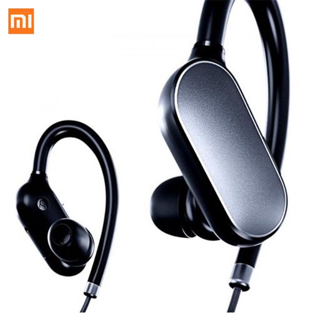 Novas ações originais xiaomi bluetooth esporte fone de ouvido estéreo fones de ouvido à prova d' água sem fio bluetooth 4.1 fone de ouvido para o telefone móvel