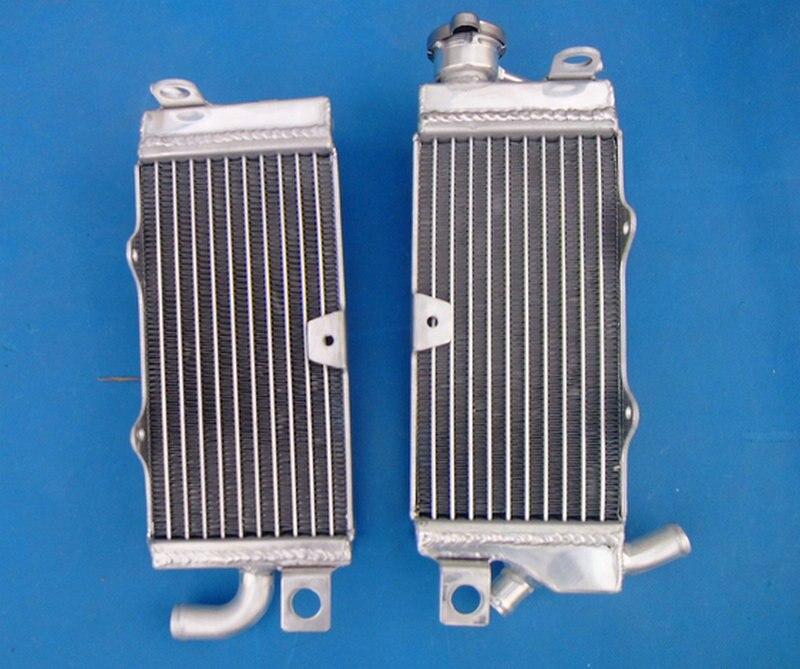 Aluminum radiator for YAMAHA TRI-Z TRIZ 250 YTZ250 1985 1986