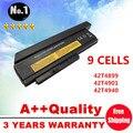 Al por mayor nueva 9 celdas de batería del ordenador portátil para lenovo thinkpad x220 x220s series 42y4874 42t4901 42t4902 42y4940