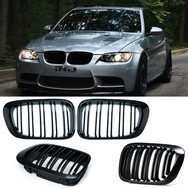 For BMW E Door D Series Car Style Gloss Black - Bmw 2d