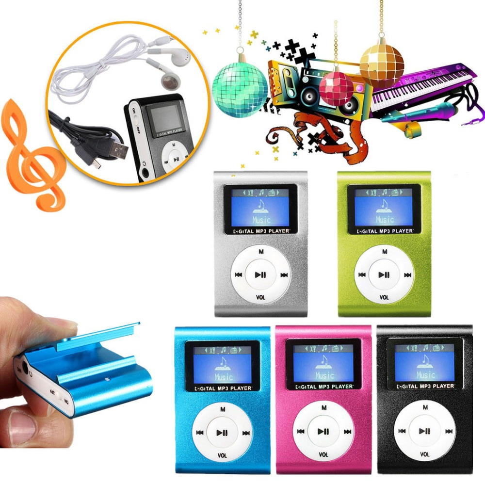 Image result for Multi-Color MP3 Player