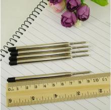 [4Y4A] 100 قطعة/الوحدة المعادن خرطوشة الحبر G2 عبوة القياسية حجم الكتابة الرصاص حجم 0.99 مللي متر القرطاسية اكسسوارات قطع غيار أقلام