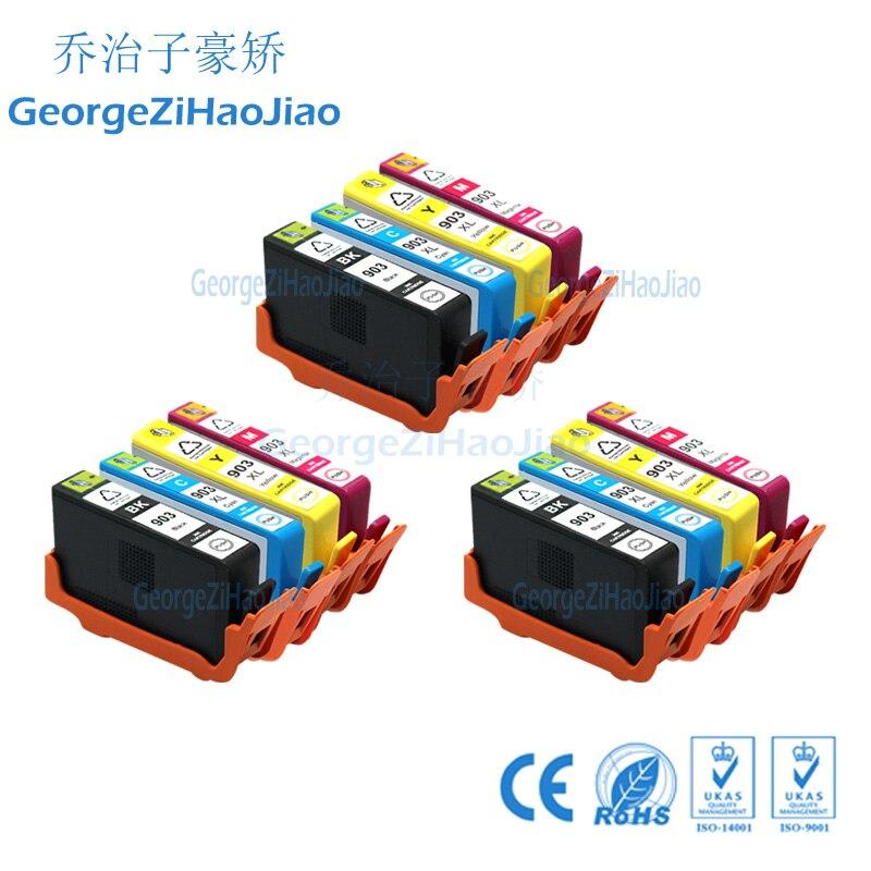 12pcs 903Xl Compatible for hp 903XL 903 XL Ink Cartridge  for  OfficeJet 6950 6960 6970 6975 Printer12pcs 903Xl Compatible for hp 903XL 903 XL Ink Cartridge  for  OfficeJet 6950 6960 6970 6975 Printer