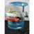 2016 Vacuum ex Vácuo Formando Máquina De Moldagem Equipamentos Odontológicos Lab Com Esfera De Aço De 110 V/220 V