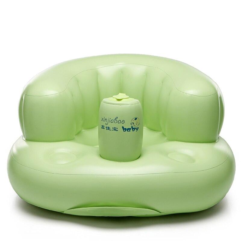 Baby inflatable chair for feeding portable baby high chair bath ...