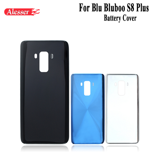wholesale dealer 7a2bb f0d79 US $11.31 |Alesser For Blu Bluboo S8 Plus Battery Cover With Heat  Dissipation Replacement Protective Battery Cover For Blu Bluboo S8 Plus-in  Fitted ...