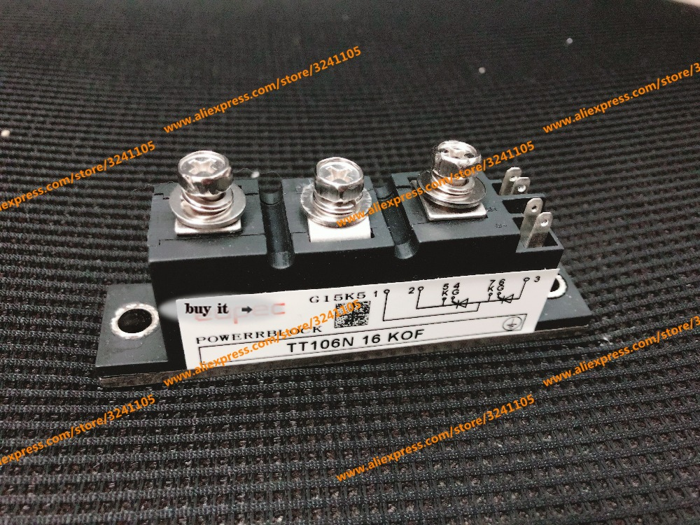 Free shipping TT106N16KOF New modulFree shipping TT106N16KOF New modul