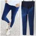 Maternity Jeans Maternity Clothes Pregnancy Denim Wear Woman Maternity Summer Pants Women Elastic Waist Jeans Pants Skinny Jeans