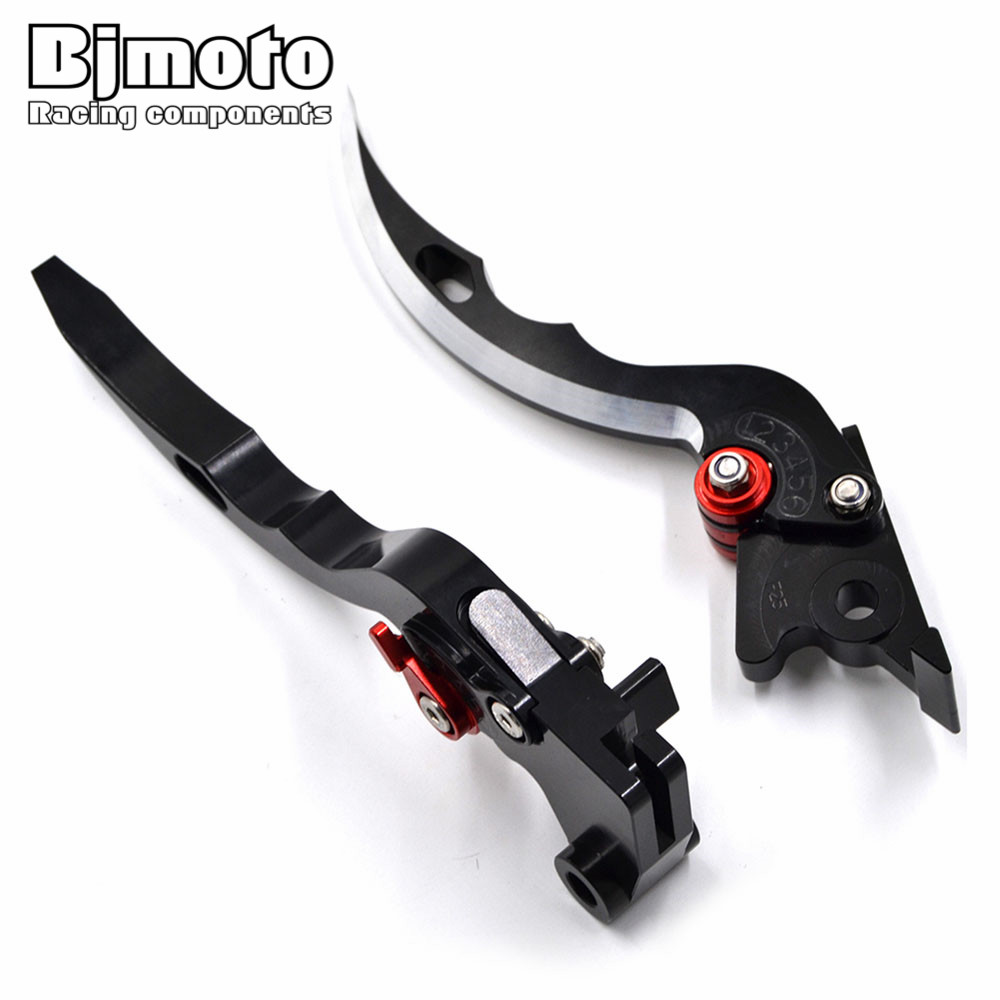 BJMOTO Motorcycle Blade Brake Clutch Levers Motorbikes Brakes Lever For Buell Ulysses XB12XT/XB12X 2009 XB12 2004-2008 XB9 adjustable billet extendable folding brake clutch levers for buell ulysses xb12x 1200 05 2009 xb12xt xb 12 1200 04 08 05 06 07