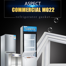 Прокладка холодильника алюминиевый дверной уплотнитель для коммерческого и бытового шкафа
