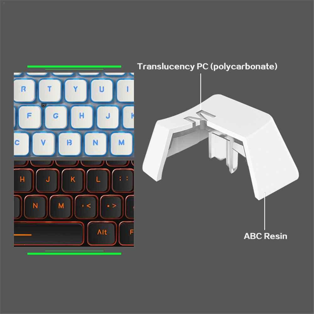 [本] 2.4 ghz ワイヤレスゲーミンキット充電式発光ミュート人間工学マウスキーボードセット